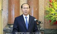 越南2017年APEC会议——在变革世界中开创共享未来