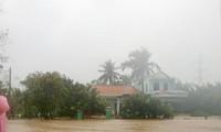 越南各地预防山洪和山体滑坡