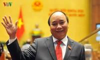 越南政府总理阮春福启程出席东盟峰会