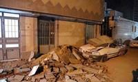 伊朗和伊拉克边境发生地震造成巨大伤亡