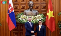 越南与斯洛伐克加强经济合作