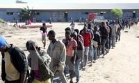 非盟-欧盟峰会一致通过关于利比亚移民的紧急计划
