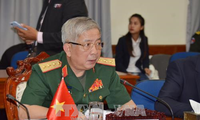 第三次越柬副部长级防务政策对话举行