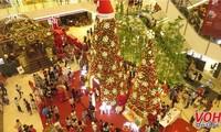 越南各地举行活动 欢度圣诞节