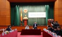 越南财政部举行记者会通报国企股份化有关信息