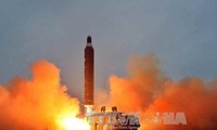2017年:朝鲜半岛无核化努力出现倒退