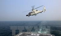 澳大利亚对中国在东海采取的军事化行为表示关切