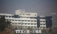 阿富汗酒店袭击事件造成巨大伤亡