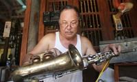 南定省海后县的西洋管乐器生产业