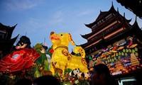 亚洲人民对2018年戊戌春节充满希望