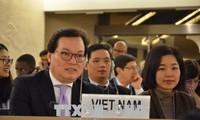联合国人权理事会第37次会议开幕