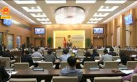 越南国会司法委员会第8次全体会议举行