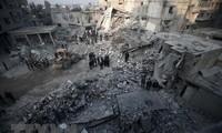 联合国拟于下周向叙东古塔地区运送人道主义援助物资