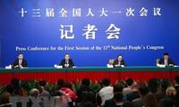 中国十三届全国人大一次会议:明确对美国、俄罗斯和东盟的外交政策