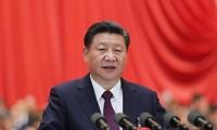 中国全国人大通过宪法修正案