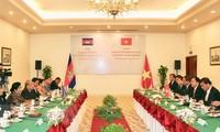 越柬加强宗教合作