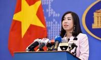 越南坚定支持朝鲜半岛无核化