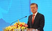 """韩国时报:越南是文在寅""""新南向政策""""中的支柱之一"""