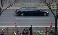 朝鲜官员可能正在访问中国