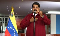 委内瑞拉总统马杜罗向越南南方解放国家统一43周年表示祝贺