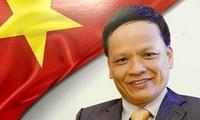 阮洪韬大使当选联合国国际法委员会第二副主席