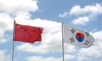 中韩重启防务对话