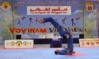 第一次越武道大奖赛在阿尔及利亚举行