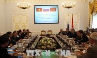 胡志明市与圣彼得堡市加强合作