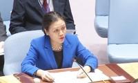 越南强调通过和平方式解决争端的义务