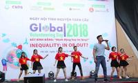 2018年全球志愿者日在河内举行