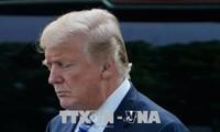 美国总统特朗普希望在任内结束朝核危机