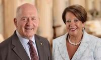 澳大利亚总督科斯格罗夫与夫人对越南进行国事访问