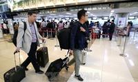 朝鲜接收采访丰溪里核试验场的韩国记者名单
