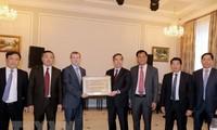 越南积极参与圣彼得堡国际经济论坛各项活动