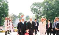 澳大利亚总督科斯格罗夫圆满结束对越南的国事访问