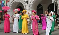 越南参加2018年捷克全国少数民族文化节