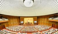 越南国会讨论《规划法》相关法律修订方案