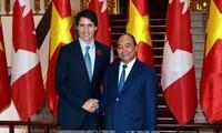 加拿大政府官员看好加越关系的巨大潜力和前景