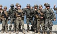 韩美联合军演将通过军事磋商决定