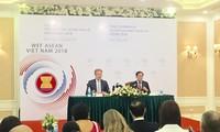 2018 WEF ASEAN:在第四次工业革命中促进合作