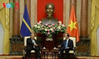越南希望加强与瑙鲁和挪威的关系