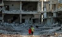 俄罗斯与叙利亚叛军继续在德拉举行谈判