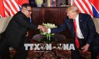 朝鲜考虑与美国举行第二轮首脑会谈