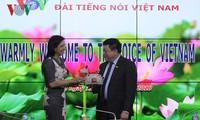 越南之声广播电台与美国戴尔易安信公司开展合作