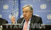 联合国秘书长古特雷斯高度评价与越南的合作