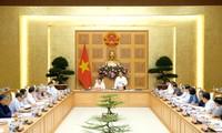 阮春福出席国家金融货币政策咨询委员会会议