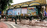 越南各地克服洪涝后果,稳定人民生活