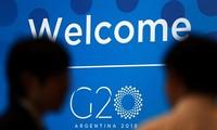 二十国集团呼吁加强对话解决贸易关系紧张