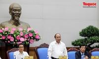 阮春福出席面向可持续发展维护和发扬越南文化遗产价值会议