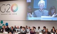 二十国集团促进多边贸易体制